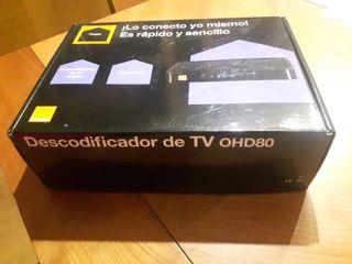 Decodificador TV Orange OHD