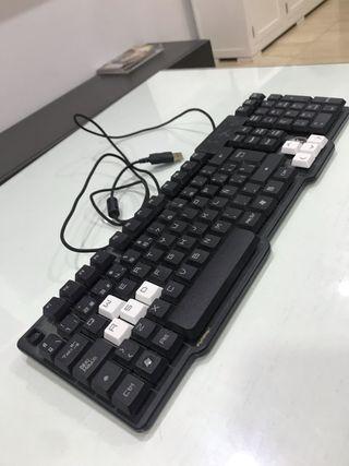 Teclado PC Mars Gaming