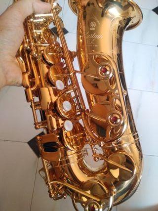 Saxo Alto Yamaha Custom EX