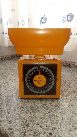 balanza cocina