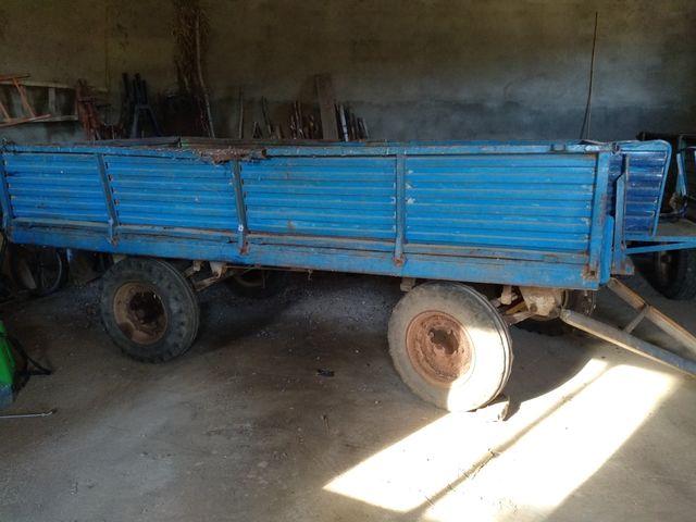 Remolques para tractor