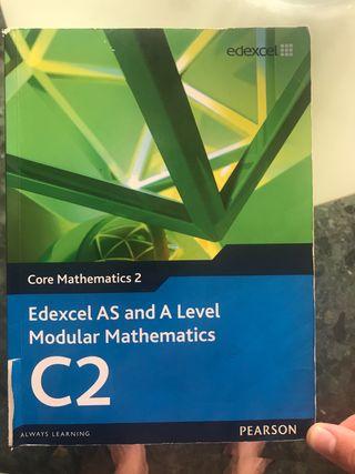 Core Mathematics 2 ( C2 ) - A Level book