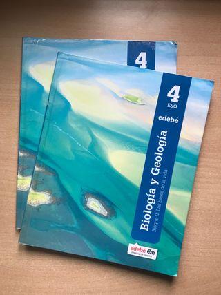 Libros biología geología 4ESO