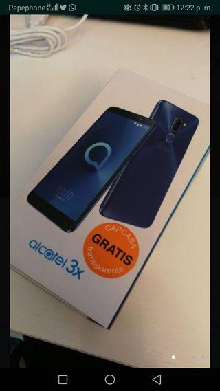 Alcatel 3x PRECINTADO