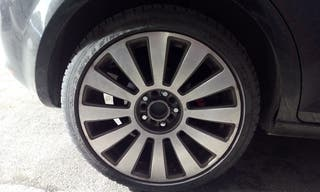 Llantas 18 5x110 y 5x112 réplica Audi a8