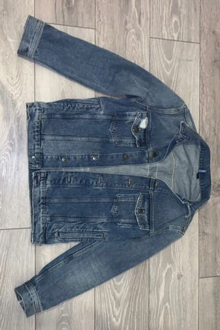 Divided Distressed Jeans Jacket