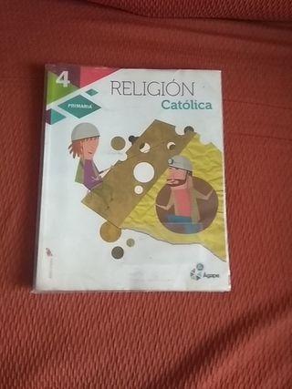 libro de cuarto de primaria