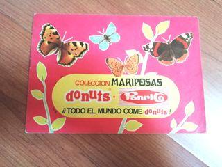 álbum mariposas completo