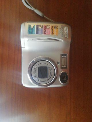 Cámara digital Nikon coolpix 4100