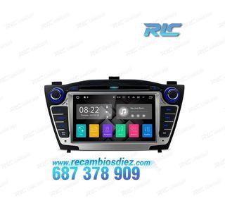 Radio DVD GPS para Hyundai ix35 y Tucson ANDROID 7