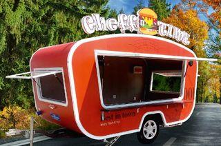 Food truck remolque n
