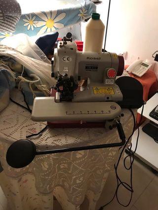 Máquina de coser invisible