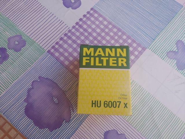 Filtro de aceite HU 6007 x