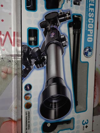 telescopio niños