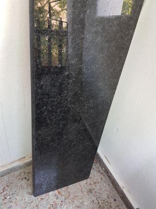 piedra de granito sólo está semana
