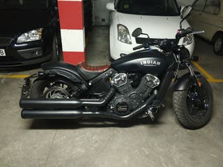 vendo Indian Scout bobber