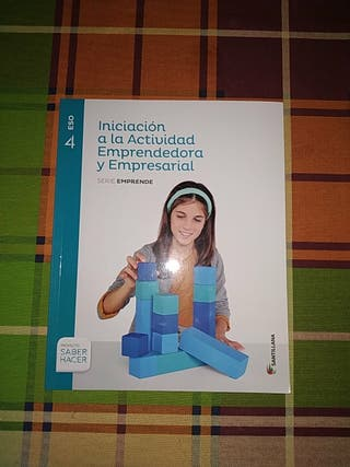 Libro Iniciación Actividad empresarial