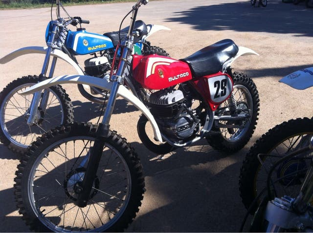 Bultaco Frontera Mk10 370