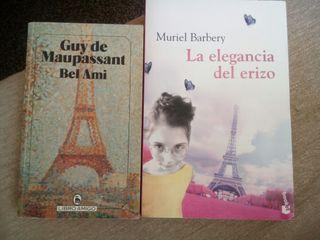2 novelas de bolsillo
