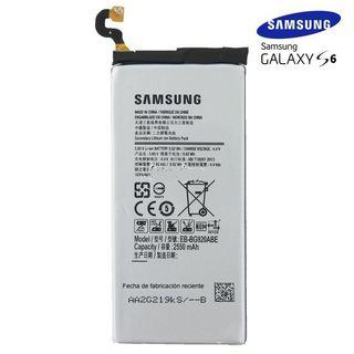 Bateria Original para Samsung Galaxy S6 S7 Edge G9