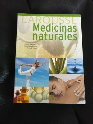 libro Medicinas naturales