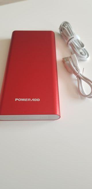Bateria Portatil Poweradd 20000 mAh 4GS Plus