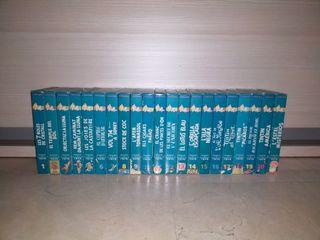 Tintín - colección películas en VHS