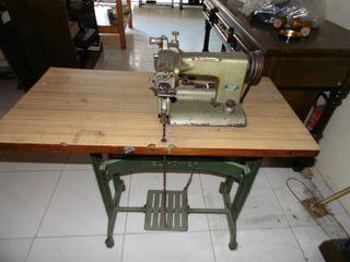 maquina de puntada invisible para coser bajos