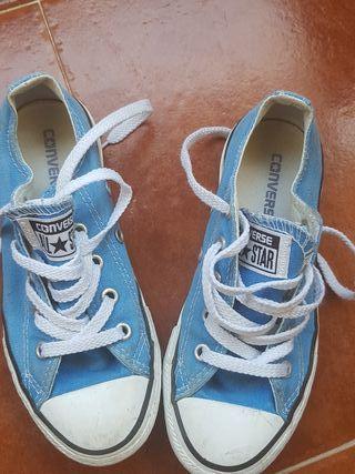 zapatillas converse talla 30