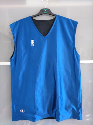 camiseta NBA reversible