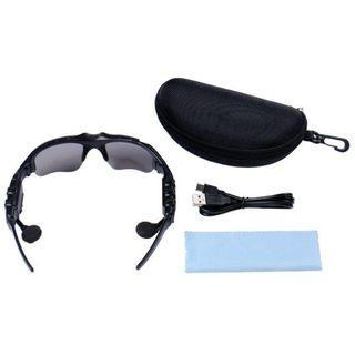 Gafas con auriculares bluetooth ( nuevos).