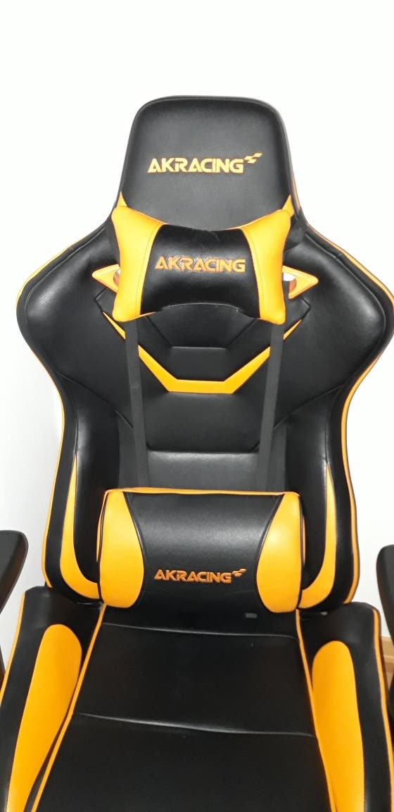 silla gaming akracing