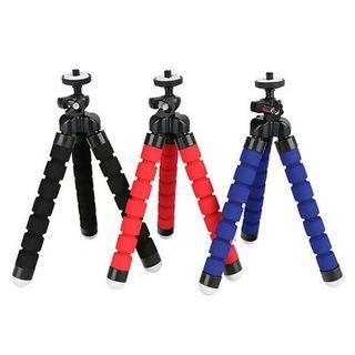 Soporte mini trípode flexible ( nuevos)