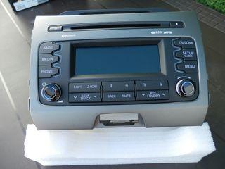 radio de coche Bluetooth