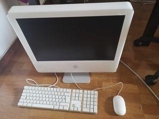 iMac g5 funcionante con raton y teclado