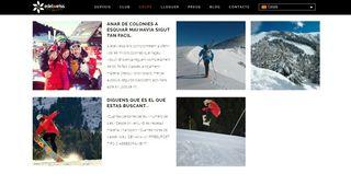 Páginas web profesionales según necesidades