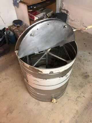 Centrifugadora extractor de miel