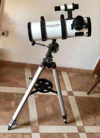 Telescopio B. £ Crown Optics
