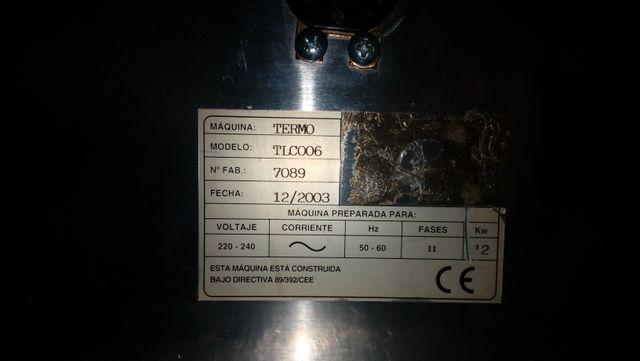 TERMO DE LECHE ELECTRICO 6L.