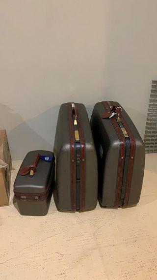 Conjunto maletas Sansonite