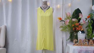 VAN-DOS vestido de verano nuevo Talla 40