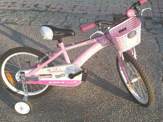 bicicleta bh 18 pulgadas