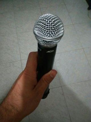 Micrófono Marca Shure BETA 58A VOCAL NUEVO