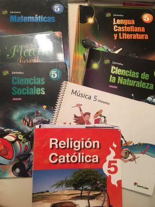 Libros 5 secundaria