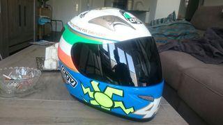 casco de moto pro