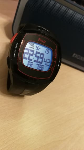 pulsómetro crivit medidor frecuencia cardíaca