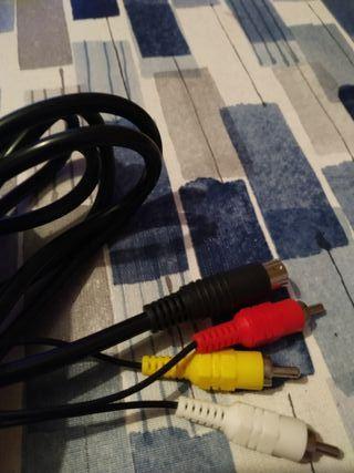 cable av sega megadrive II