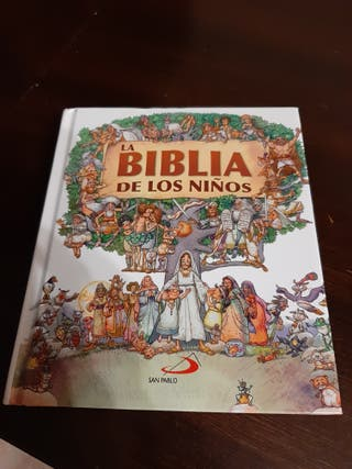 La Biblia de los niños.