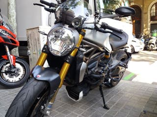 Ducati Monster 1200 S año 2014