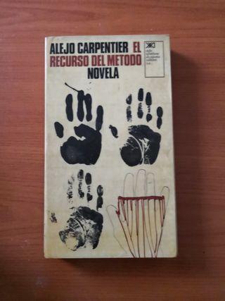 EL RECURSO DEL METODO NOVELA - ALEJO CARPENTER